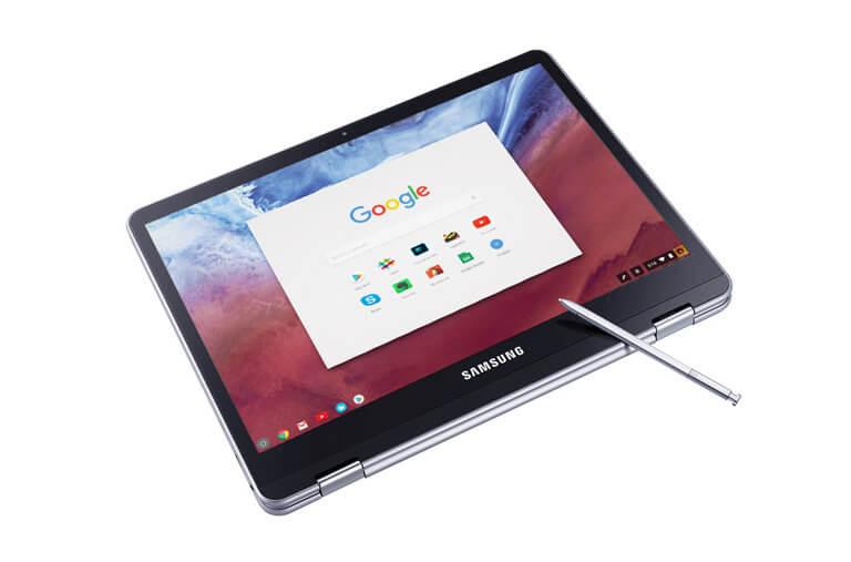 Take Screenshot on Chromebook using Stylus