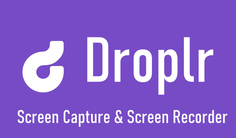 Droplr Review – Simple Tool to Snap & Record Important Things