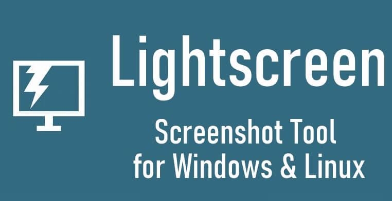 Lightscreen App – Lightweight Screen Capture Tool for Windows & Linux
